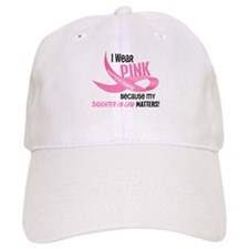 I Wear Pink For My Daughter-In-Law 33.2 Baseball Cap
