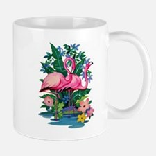 RETRO FLAMINGO Mug