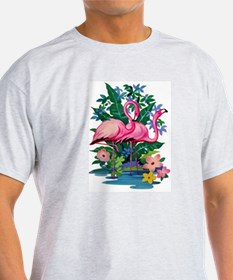 RETRO FLAMINGO T-Shirt