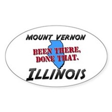mount vernon illinois - been there, done that Stic