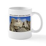 ID Mt. Rushmore Mug