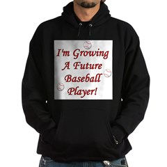 Growing A Future Baseball Pla Hoodie