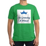 Growing A Price Men's Fitted T-Shirt (dark)