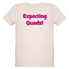 Expecting Quads! T-Shirt