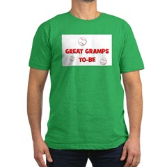 Great Gramps To Be -Baseball T