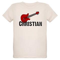 Guitar - Christian T-Shirt