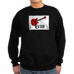 Guitar - Evan Sweatshirt (dark)