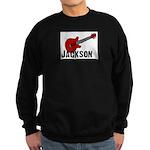 Guitar - Jackson Sweatshirt (dark)