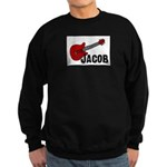 Guitar - Jacob Sweatshirt (dark)