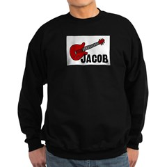 Guitar - Jacob Sweatshirt (dark)