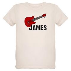 Guitar - James T-Shirt