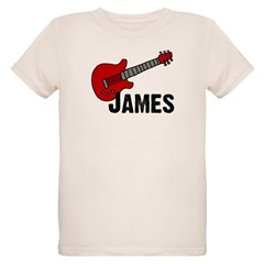 Guitar - James T-Shirt