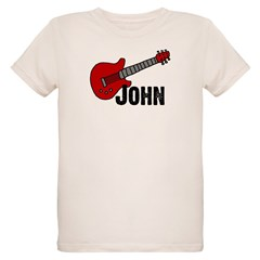 Guitar - John T-Shirt