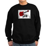 Guitar - Leo Sweatshirt (dark)