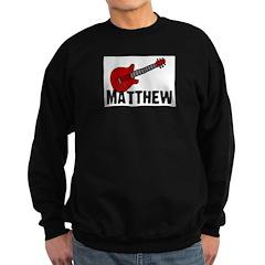 Guitar - Matthew Sweatshirt (dark)
