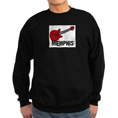 Guitar - Memphis Sweatshirt (dark)