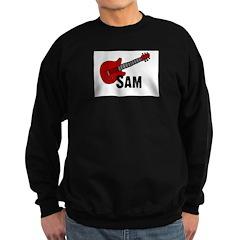 Guitar - Sam Sweatshirt (dark)