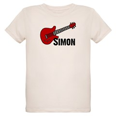 Guitar - Simon T-Shirt