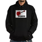 Guitar - Spencer Hoodie (dark)