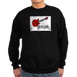 Guitar - Taylor Sweatshirt (dark)