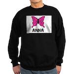 Butterfly - Anna Sweatshirt (dark)