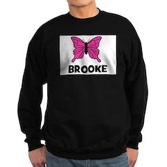 Butterfly - Brooke Sweatshirt (dark)