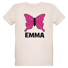 Butterfly - Emma Organic Kids T-Shirt