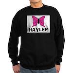 Butterfly - Haylee Sweatshirt (dark)