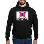 Butterfly - Haylee Hoodie (dark)
