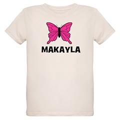 Butterfly - Makayla T-Shirt