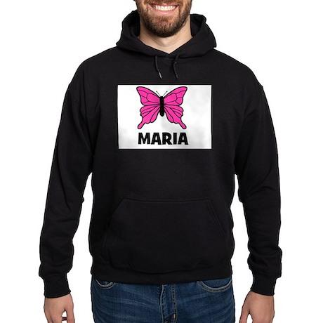 Butterfly - Maria Hoodie (dark)