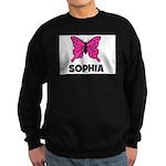 Butterfly - Sophia Sweatshirt (dark)