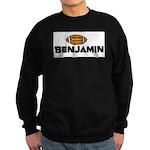 Benjamin - Football Sweatshirt (dark)