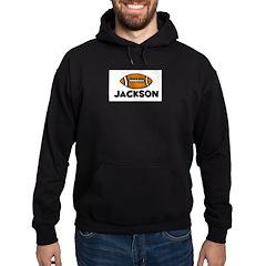 Jackson Football Hoodie