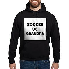 Soccer Grandpa Hoodie (dark)