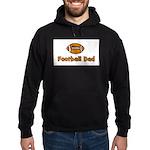 Football Dad Hoodie (dark)
