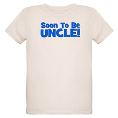 Soon To Be Uncle! Blue T-Shirt