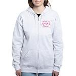World's Greatest Nana! Women's Zip Hoodie