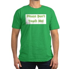 Please Don't Touch Me! Green T
