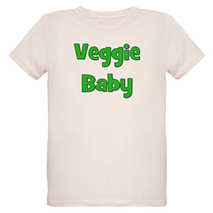 Veggie Baby Green T-Shirt