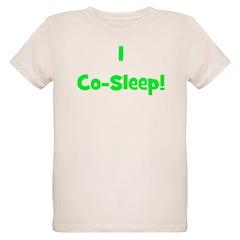 I Co-Sleep! - Multiple Color T-Shirt