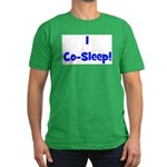 I Co-Sleep! - Multiple Color Men's Fitted T-Shirt