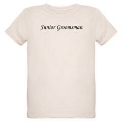 Junior Groomsman T-Shirt