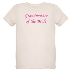 Grandmother of the Bride. T-Shirt
