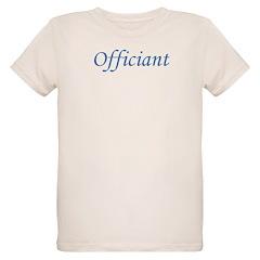 Officiant - Blue T-Shirt