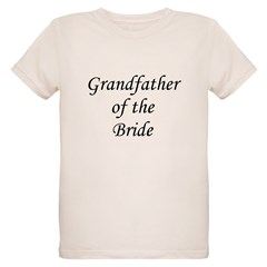 Grandfather of the Bride. T-Shirt