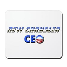New Chrysler CEO Mousepad