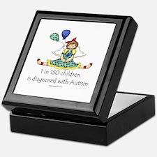 Autism 1 in 150 Keepsake Box