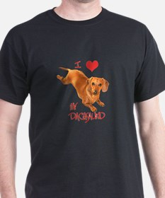 Love Doxie T-Shirt