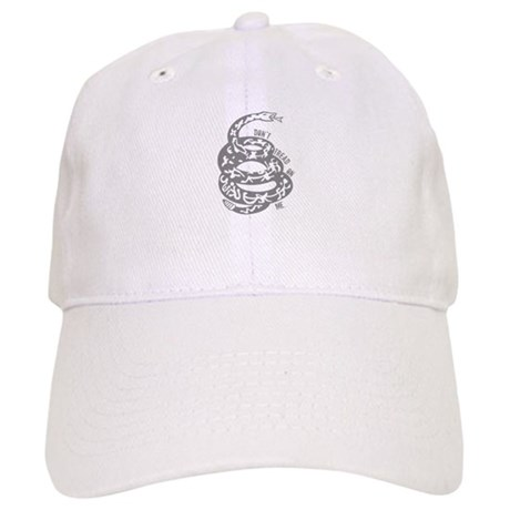 Dont Tread Snake Gray Cap